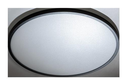 Stropné svietidlo Azzardo MALTA R 50 4000K BK