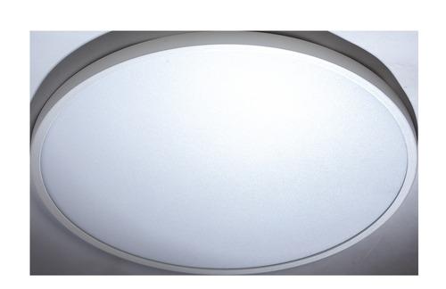 Stropné svietidlo Azzardo MALTA R 60 4000K WH