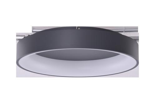 Stropné svietidlo Azzardo SOLVENT R 80 GR + REMOTE CONTROL