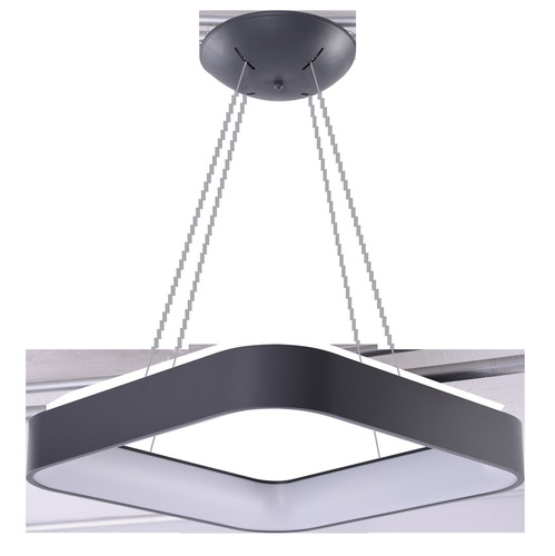 Závesná lampa Azzardo SOLVENT S 45 GR + DIAĽKOVÉ OVLÁDANIE