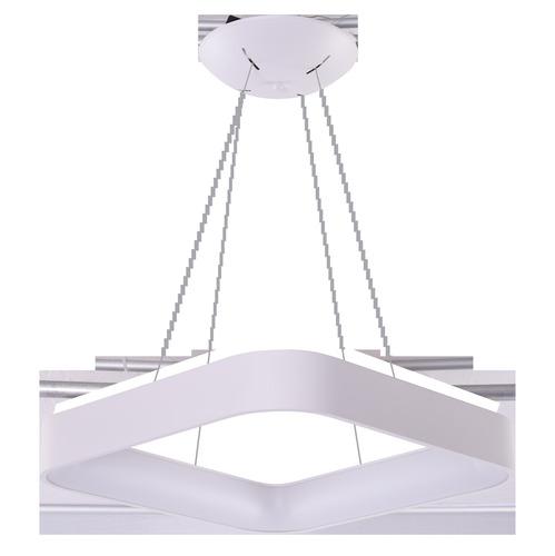 Závesná lampa Azzardo SOLVENT S 80 WH + DIAĽKOVÉ OVLÁDANIE