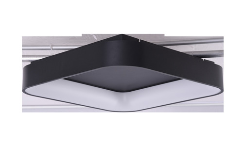 Stropné svietidlo Azzardo SOLVENT S 110 BK + REMOTE CONTROL