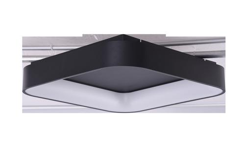 Stropné svietidlo Azzardo SOLVENT S 45 BK + REMOTE CONTROL