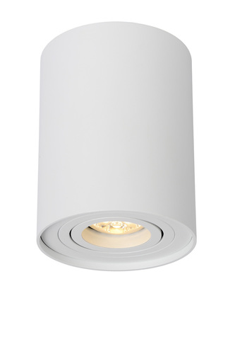 Rúrkové bodové svietidlo Ø 9,6 cm biele
