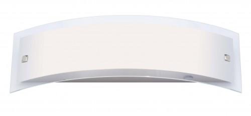 ELYSEE Saténové chrómové nástenné svietidlo (400 mm)