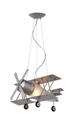 Závesná lampa FOCKER lietadlo