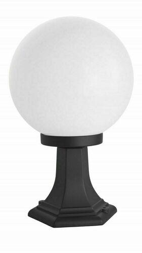 Stála záhradná latarenka s 1bodovou guľou (41cm) - K 4011/1 / K 250