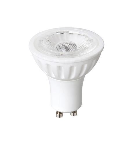 COB LED GU10 6W LED žiarovka stmievateľná