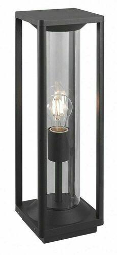 Záhradná podlahová lampa Porto 50 cm + žiarovka LED s vláknom