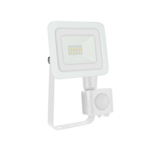 Noctis Lux 2 Smd 230 V 10 W Ip44 Ww biela so senzorom