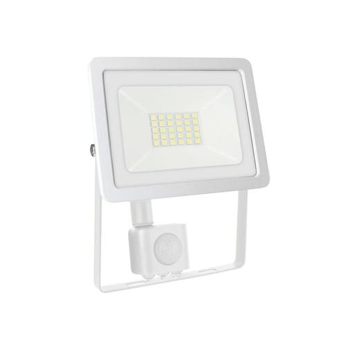 Noctis Lux 2 Smd 230 V 20 W Ip44 Cw biela so senzorom