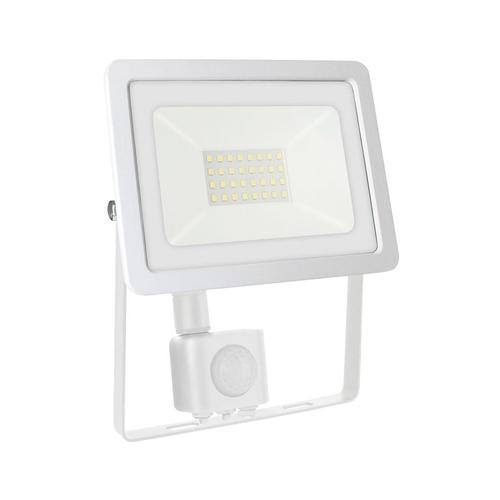 Noctis Lux 2 Smd 230 V 30 W Ip44 Nw biela so senzorom