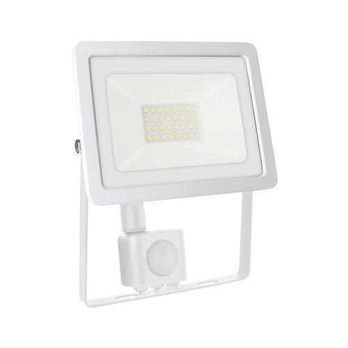 Noctis Lux 2 Smd 230 V 30 W Ip44 Ww biela so senzorom