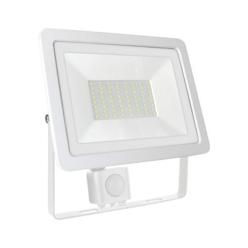 Noctis Lux 2 Smd 230 V 50 W Ip44 Cw biela so senzorom