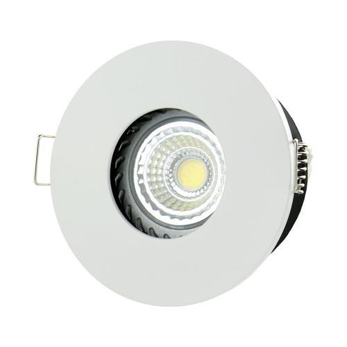 Fi Fi Iv Gu10 okrúhla biela Ip65
