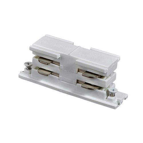 Sps Lineárny konektor pre prípojnicu 3-F, White Spectrum