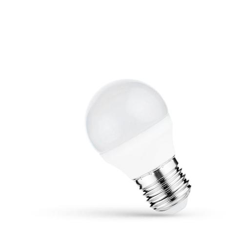 LED guľa E27 230 V 4 W Ww Spectrum +