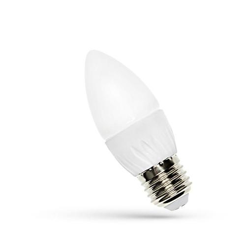 LED sviečka E27 230 V 4 W Ww Spectrum