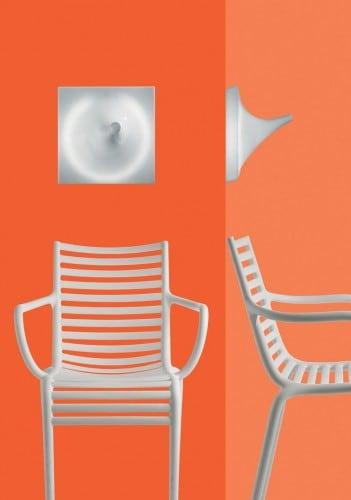 Nástenná lampa Alt Lucialternative Unikorn biela / biela