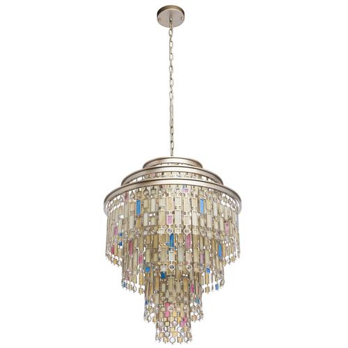 Závesná lampa Maroko Krajina 9 Béžová - 185010809