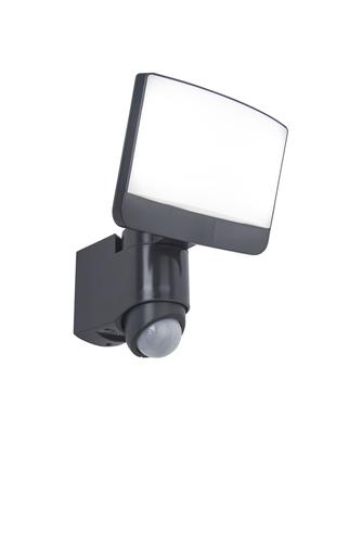 Vonkajšie LED svetlo s pohybovým senzorom Lutec SUNSHINE