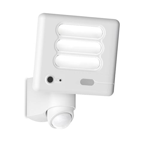 Vstavaná kamera Lutec ESA pre vonkajšie osvetlenie