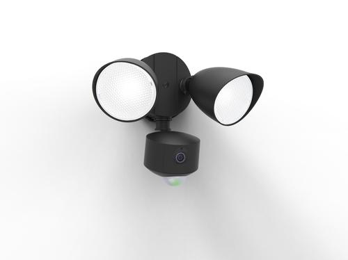 Duálne vonkajšie svetlomety so snímačom pohybu a audio videokamerou Lutec DRACO