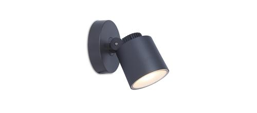 Vonkajšie nástenné svietidlo Lutec EXPLORER 380lm