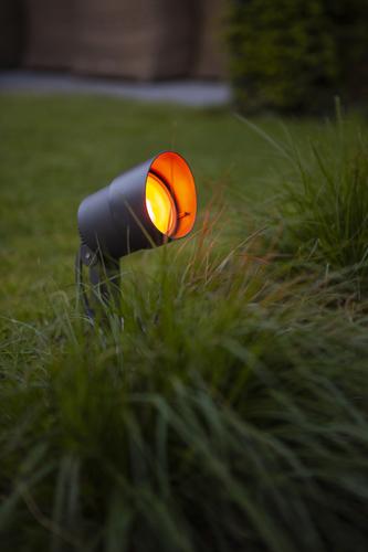 Vonkajšia lampa na osvetlenie stromov a kríkov Lutec EXPLORER