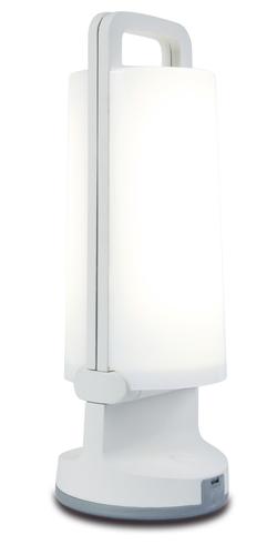 Solárna stolná lampa Lutec DRAGONFLY