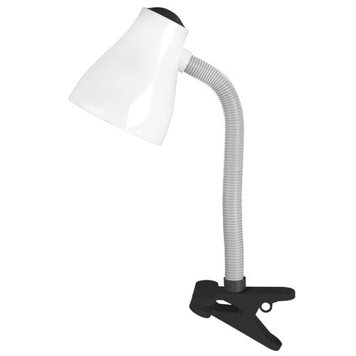 Stolná lampa MIA 15W E30 čierna