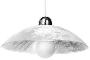 Závesná lampa Frost small 0