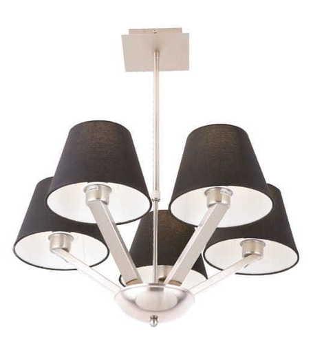 ORLANDO závesné svietidlo čierne 5103 / 5A BK / NM Max Light
