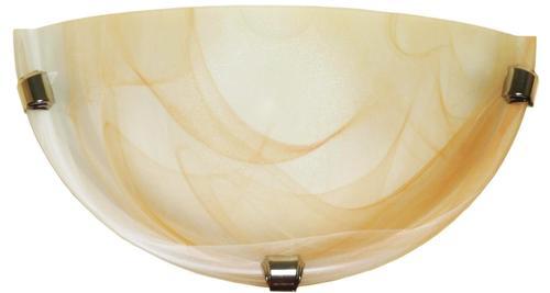 Klasická nástenná lampa K1 Duna Ambra Patina