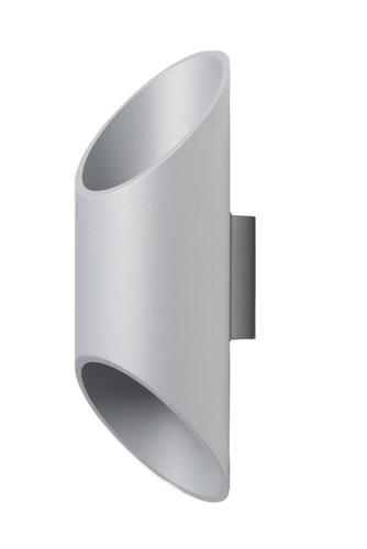 Dizajnové nástenné svietidlo Wera Popiel