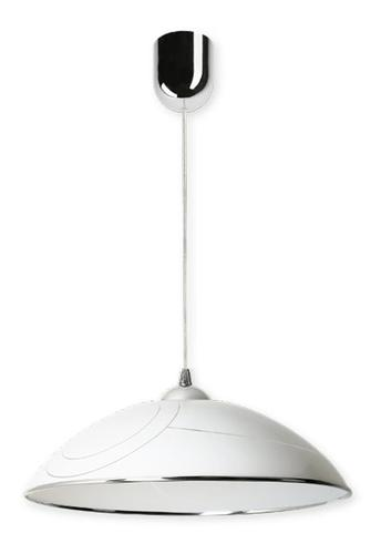 Dizajnová prívesková lampa Alice B