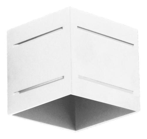 Moderné nástenné svietidlo Quado Pro Plus A biele