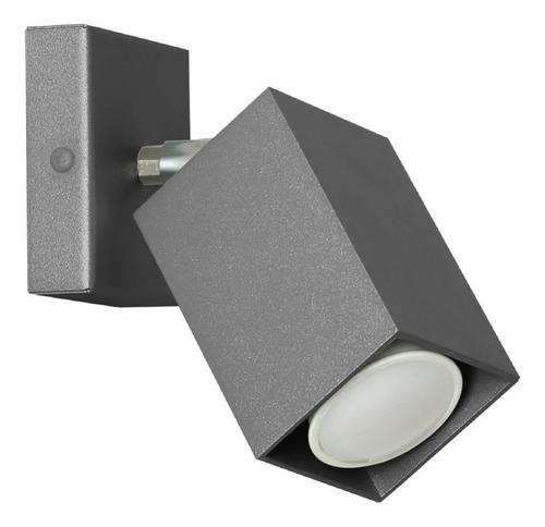 Moderné nástenné svietidlo Nero Black