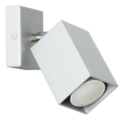 Moderné nástenné svietidlo Nero Grey