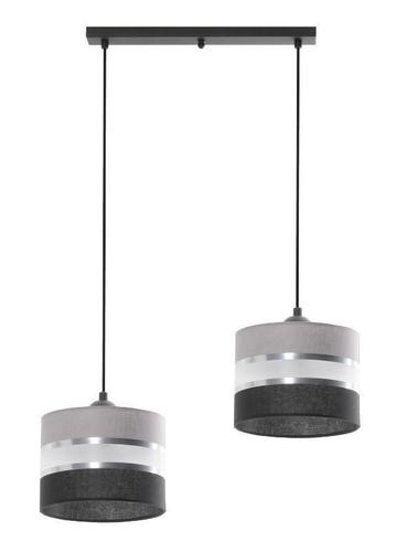Moderná závesná lampa Donato 2 L