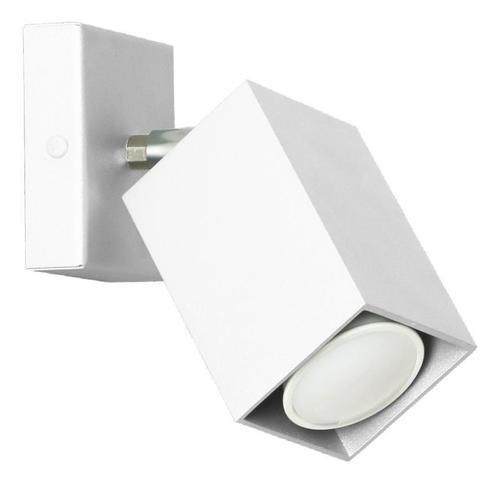 Dizajnové nástenné svietidlo Nero White