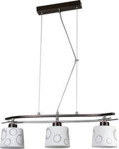 Klasická závesná lampa Alicante 3 small 0