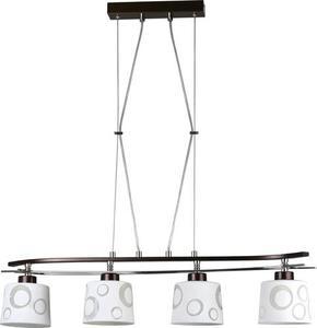 Klasická závesná lampa Alicante 4 small 0