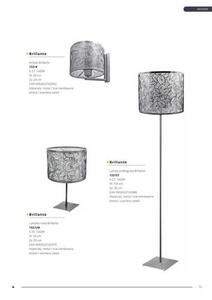 Dizajnová závesná lampa Brillante 3 small 5