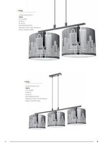 Závesná lampa moderného mesta 3 small 5