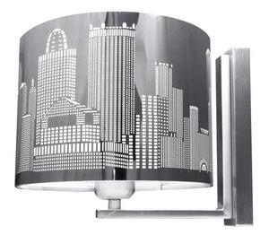 Moderné nástenné svietidlo City small 0