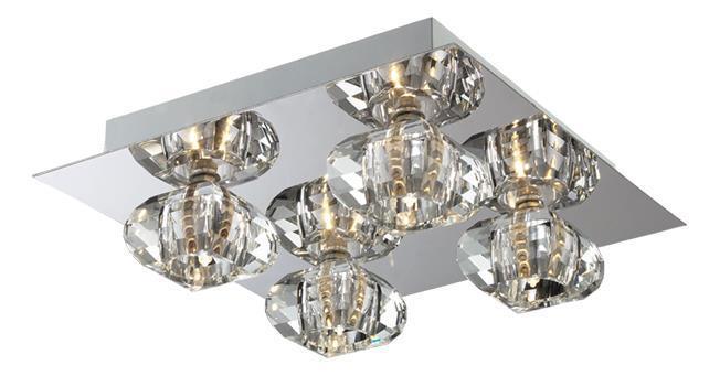 Moderné stropné svietidlo Denver 4