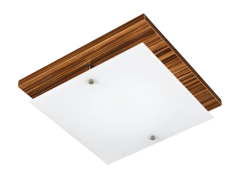 Klasické stropné svietidlo Vetro D31 Zebrano
