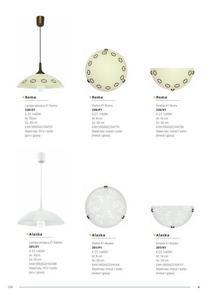 Klasické nástenné svietidlo K1 Aljaška small 1