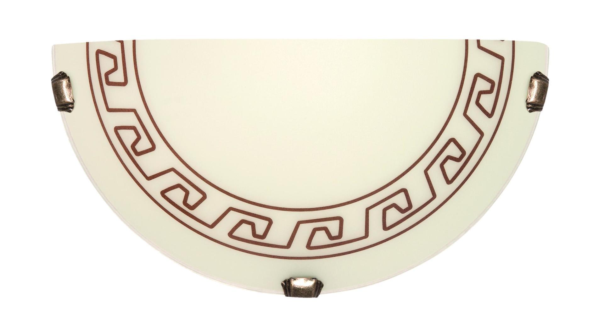 Klasické nástenné svietidlo K1 Atena